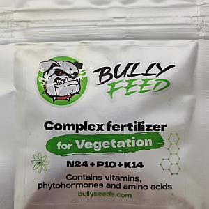 Удобрение для вегетации BullyFeed Vegetation Fertilizer (15г)